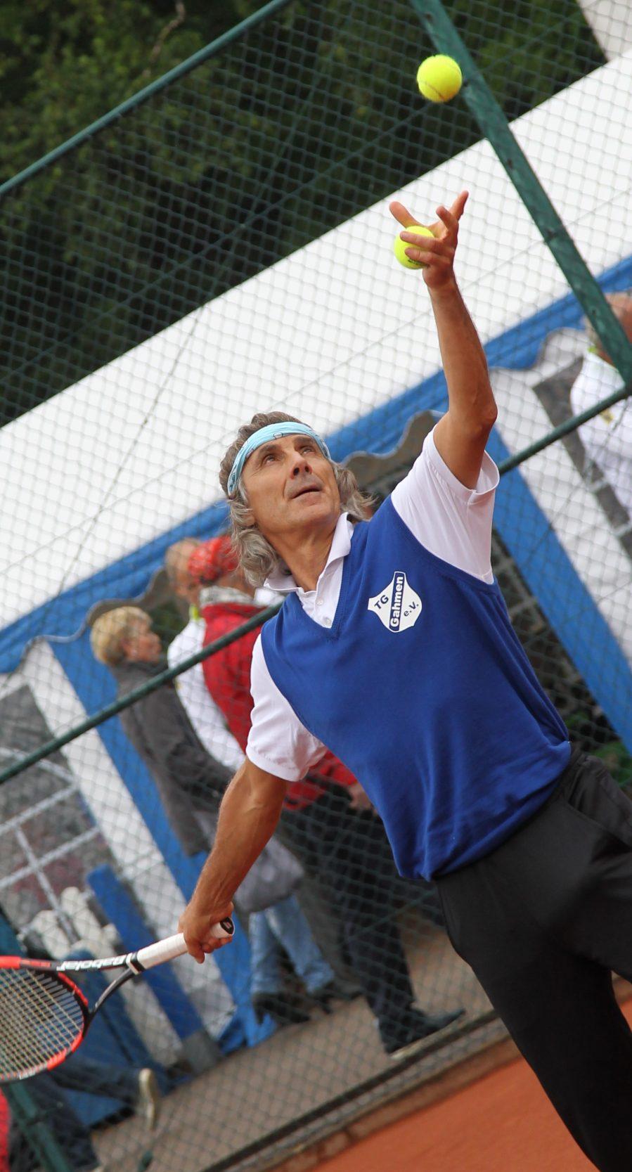 Didier Kaisserian siegt in Essen